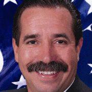 Photo of Glendale (Ariz.) Fire Department Chief Mark Burdick