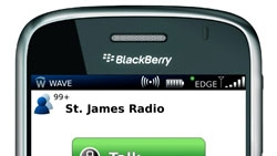 Twisted Pair brings P2T to BlackBerrys