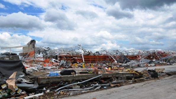 NIST studies Joplin's structural engineering, emergency response