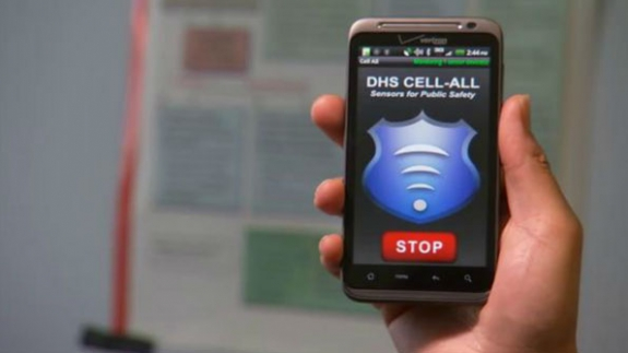 DHS unveils Cell-All chemical detector