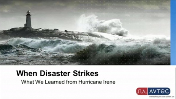 What Vermont PSAPs learned from hurricane response
