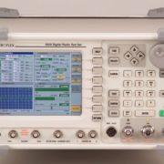 Photo of Aeroflex's 3920 Radio Test Set