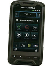 Photo of Motorola Solutions' LEX 700