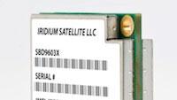 Iridium unveils world's smallest satellite transceiver