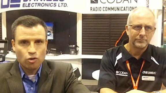 Codan, Daniels discuss recent acquisition, introduce P25 products