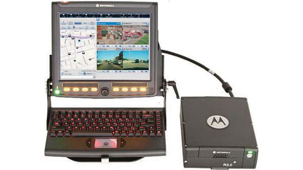 Motorola unveils new patrol car, APX offerings