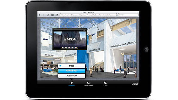 On24 adds mobility aspect to virtual-event solution