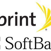 Sprint Nextel and SoftBank logos