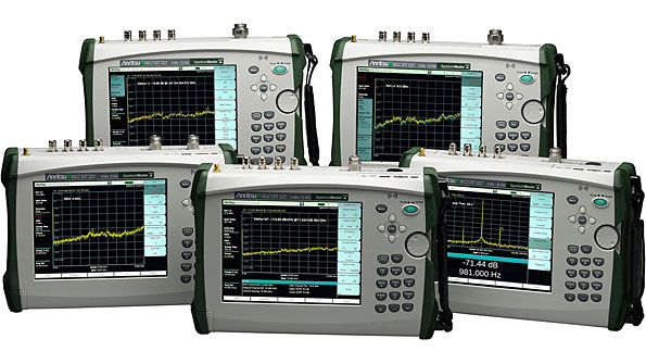 Anritsu introduces seventh generation of spectrum analyzer
