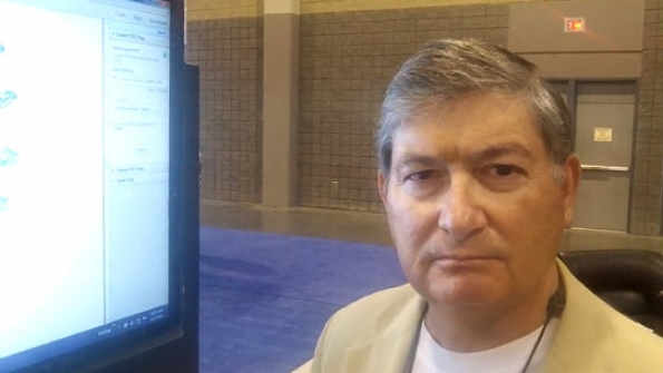 Intrado exhibits database functionality at NENA