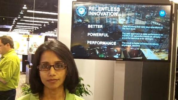 Motorola Solutions introduces enhanced data platform for P25 networks