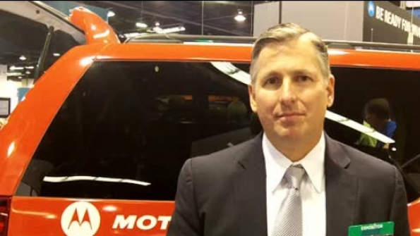 Motorola's Schassler discusses company's role with BayRICS