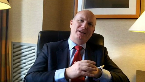 Rivada Networks' Declan Ganley: Competitive impact of dynamic spectrum arbitrage in U.S., abroad