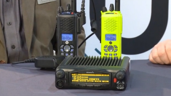 EFJohnson expands Viking radio portfolio with the P25 Phase 2 Viking VM600 Mobile