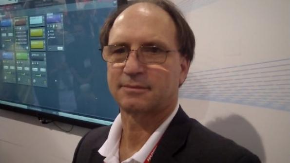 Harris: Symphony consoles gain market acceptance