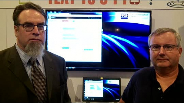 TCS and Cisco Systems: Roger Marshall and Marc Linsner outline joint proposal to leverage Wi-Fi for indoor-wireless 911 location