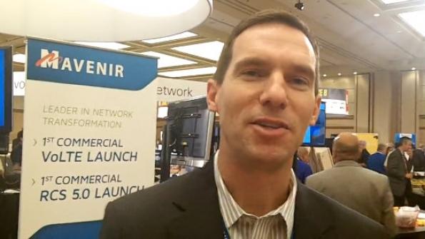 Mavenir: Steve Corcoran shares insights into VoLTE, HD Voice and RCS