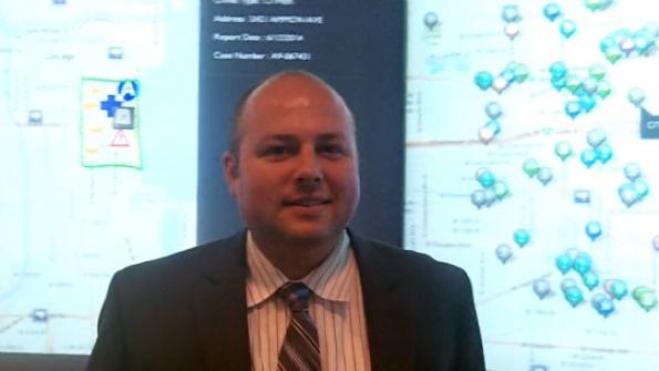 Motorola Solutions: Ryan Seick highlights features of new Intelligent Data Portal (IDP) platform