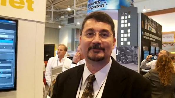 TCS: Matt Van Doorn talks about company's new call-handling solution, 'PSAP in a box'