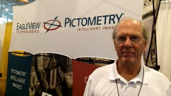 Eagle View Pictometry: Scott Sherwood details capabilities for outdoor and indoor mapping