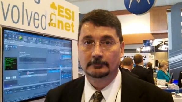 TCS: Matt Van Doorn explains how company's text-to-911 solution lets call-takers multitask