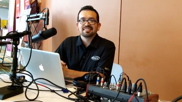 INdigital Telecom: Ricardo Martinez talks about 911 telecommunicator stories shared from 'Within the Trenches'