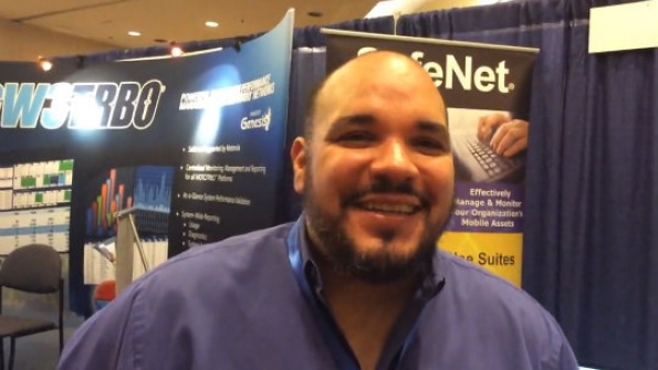SafeMobile: David Rodriguez highlights features of company's SafeNet, SafeDispatch software applications