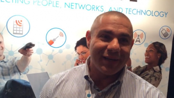 Commscope: Bachir Aboujaoude showcases capabilities of new ION-U DAS solution