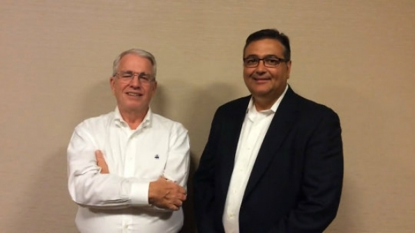 Pacific DataVision: Morgan O'Brien, John Pescatore detail potential 900 MHz transition from LMR to LTE