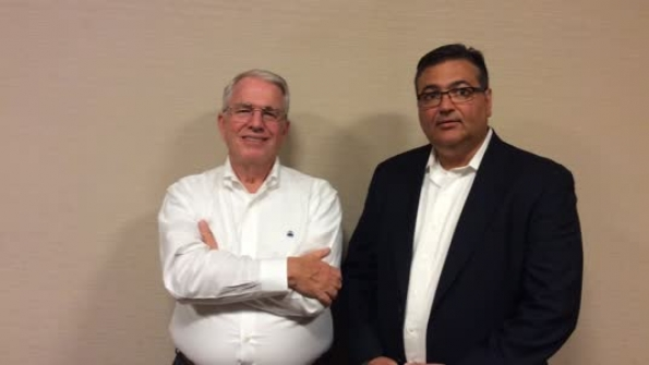 Pacific DataVision: Morgan O'Brien, John Pescatore talk about partnership opportunities