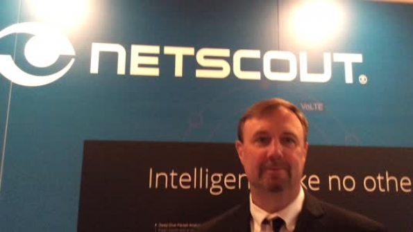 Netscout: John English highlights company's network-management, user-experience capabilities for FirstNet