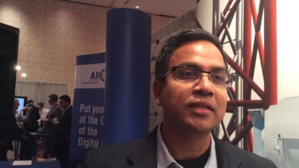 AOptix: Amit Khetawat discusses company's high-bandwidth backhaul capabilities to meet public-safety deployable needs