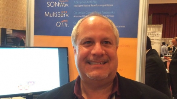 Quintel Solutions: Keith Radousky discusses LTE antenna technology to enable FirstNet infrastructure sharing