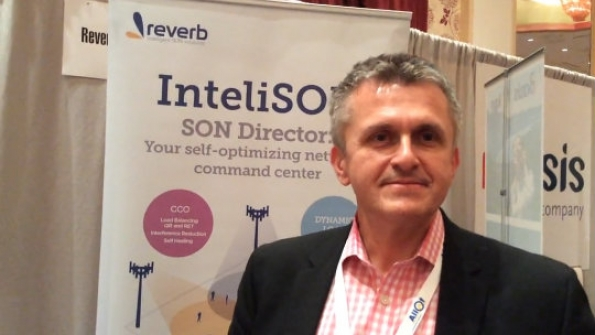Reverb Networks: CEO Zoran Kehler explains self-optimizing networks (SON), potential public-safety impact