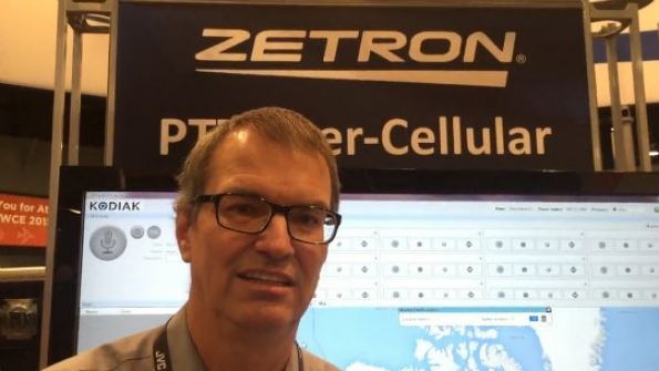 Zetron: Jim Lyon describes planned offering to integrate LMR and PTT over cellular with Kodiak Networks