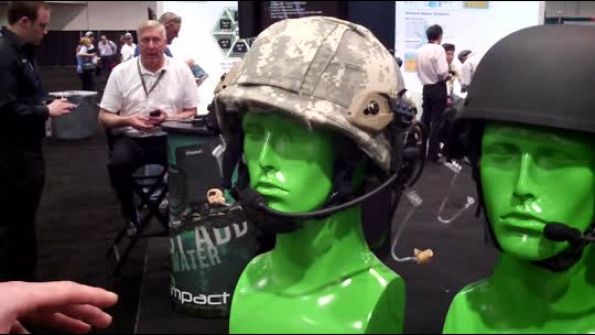 Impact Radio Accessories: New Threat 4 headsets help wearers gain better situational awareness