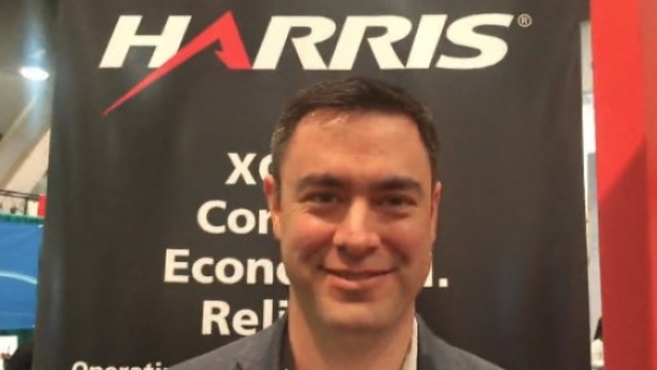 Harris: Todd Perdieu discusses features of new XG-15 P25 radio