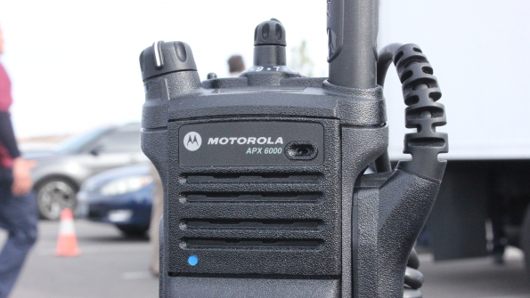 Las Vegas Metro Police Department formally announces new radio network from Motorola Solutions