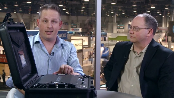 Codan Radio: Ben Pearce explains how new Stratus platform expands P25 footprint by leveraging LTE