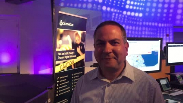 Motorola Solutions: Rich Payne discusses predictive-policing capabilities