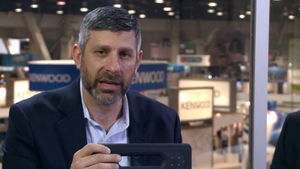 Motion Computing: Tony Hage showcases rugged tablets for enterprise use