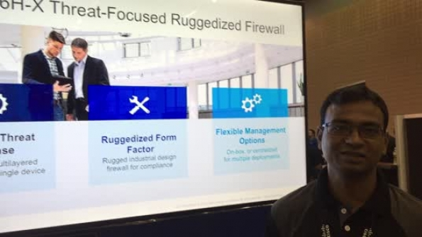 Cisco Systems: Anant Mathur highlights features of new ruggedized firewall for critical-infrastructure entities