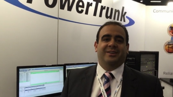 PowerTrunk: David Torres outlines the capabilities of new TETRA-LTE solution