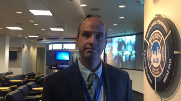 Motorola Solutions: Steve Tine showcases Real-Time Intelligence Client, BriefCam video analytics