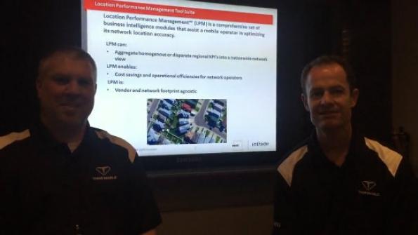 Intrado: Scott Luallin, John Martyn highlight capabilities of Location Performance Management tool