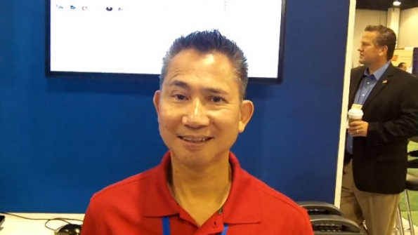 Motorola Solutions: Emergency CallWorks' Eddie Lau discusses company's heritage, next-gen 911 capabilities