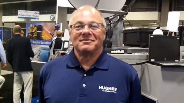 Hughes: Tony Bardo says satellite no longer 'old, slow and expensive'