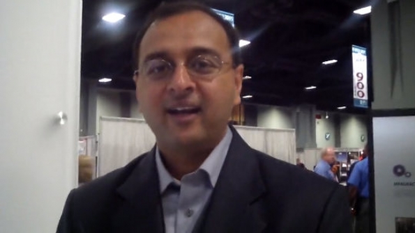 EF Johnson: Karthik Rangarajan talks JVCKENWOOD benefits, new products at APCO 2015