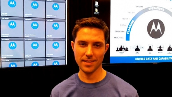 Motorola Solutions: Christopher Holmes highlights features of CommandCentral Vault platform