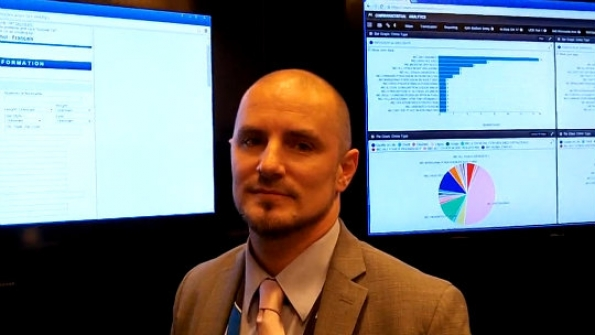 Motorola Solutions: Steve Sebestyen demonstrates TipSoft application for anonymous informants